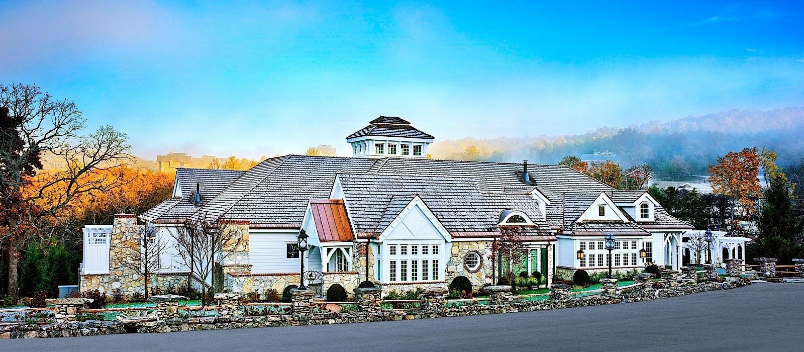 Big Cedar Spa