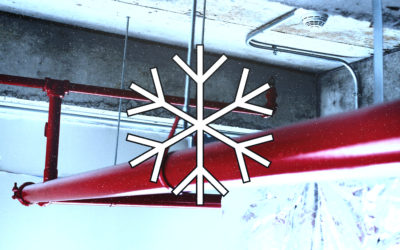 Preparing Your Fire Sprinkler System for Winter